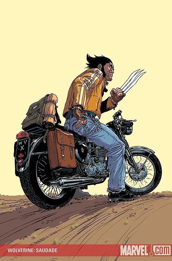 Wolverine: Saudade (2008) #1