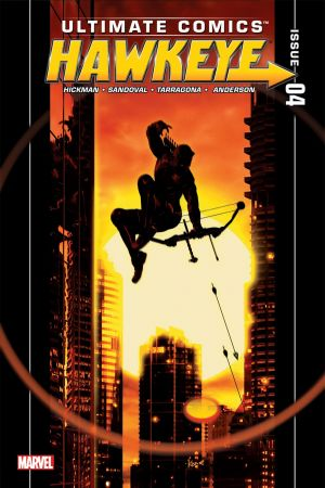 Ultimate Comics Hawkeye #4