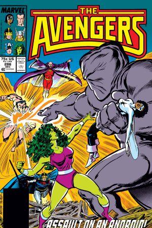 Avengers (1963) #286