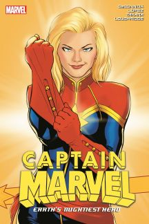 Captain Marvel: Earth's Mightiest Hero Vol. 3 (Trade Paperback)