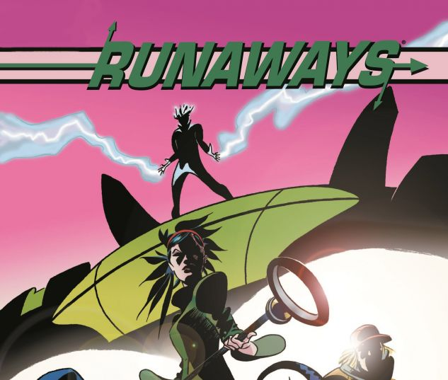 RUNAWAYS VOL. 6: PARENTAL GUIDANCE 0 cover