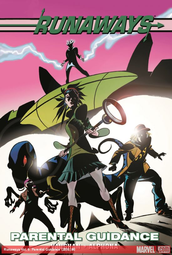 Runaways Vol. 6: Parental Guidance (Digest)