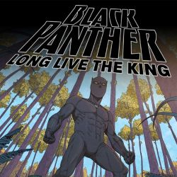 Black Panther - Long Live the King