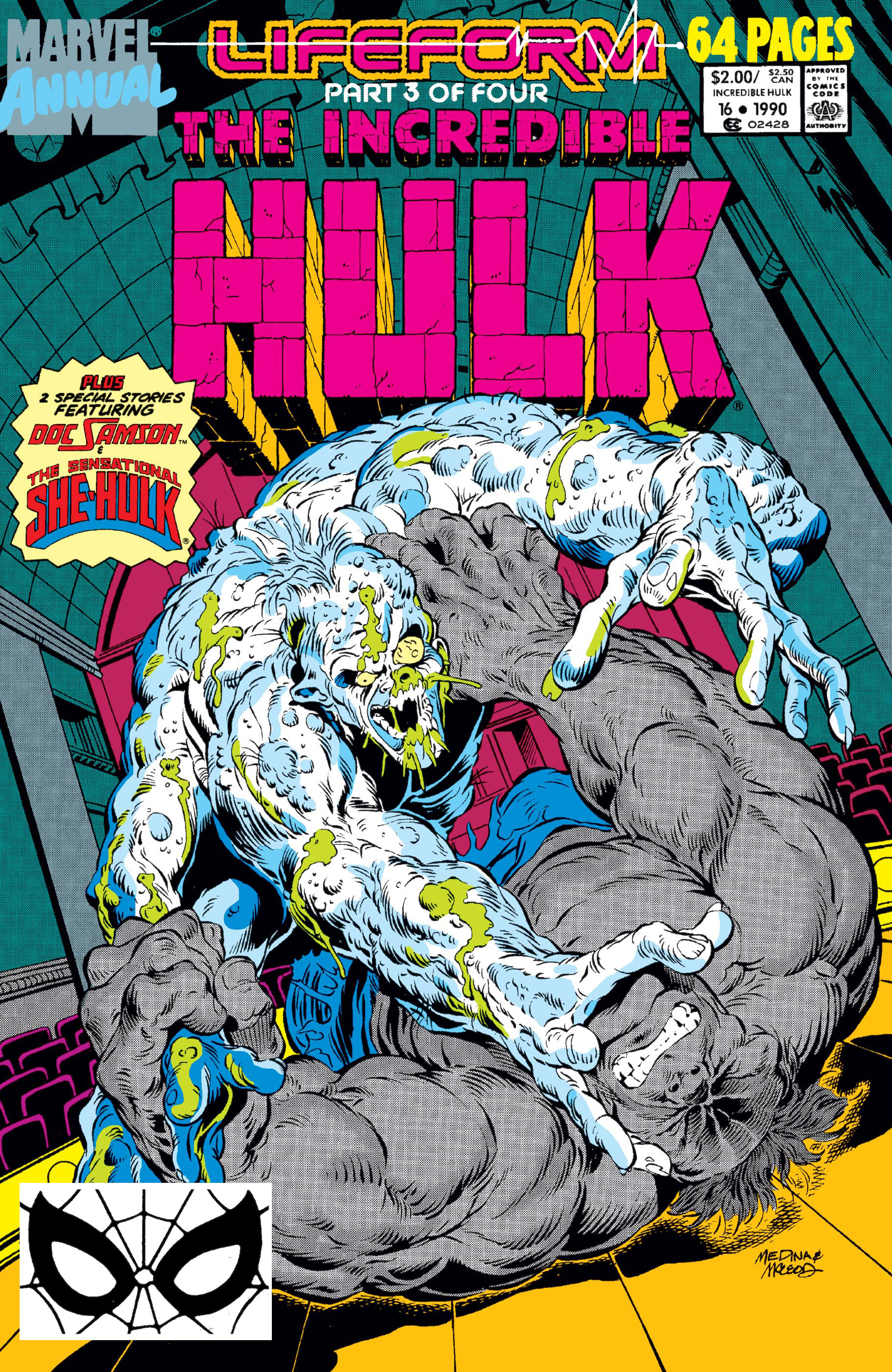 Incredible Hulk Annual (1968) #16