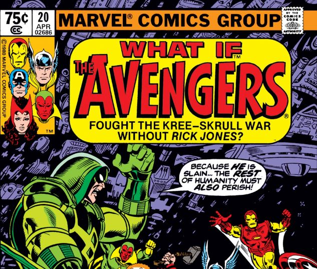 WHAT IF? (1977) #20
