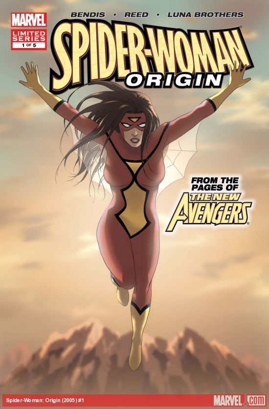 Spider-Woman: Origin (2005) #1