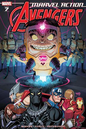 Marvel Action Avengers (2018) #7