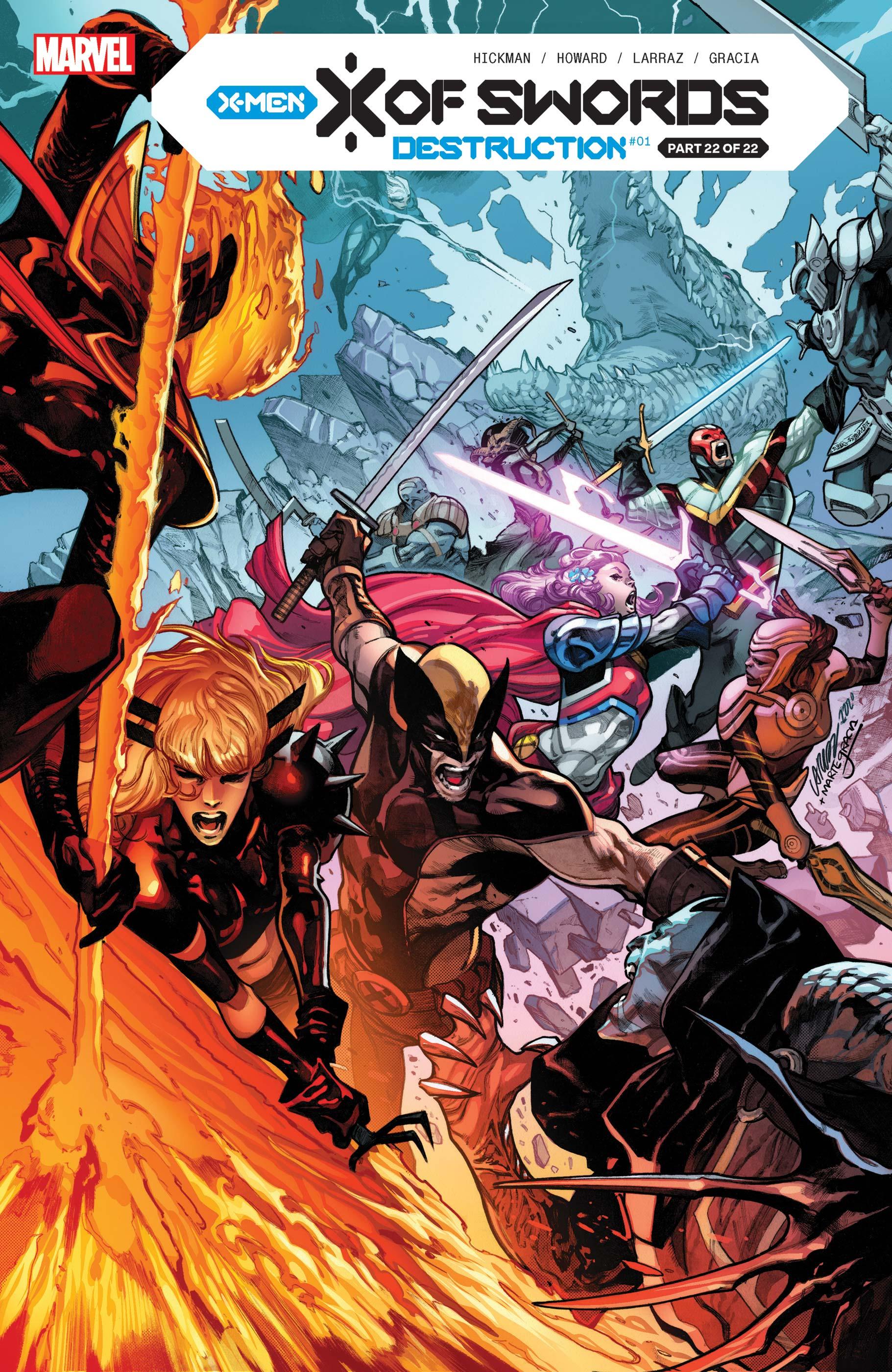 X Of Swords: Destruction (2020) #1