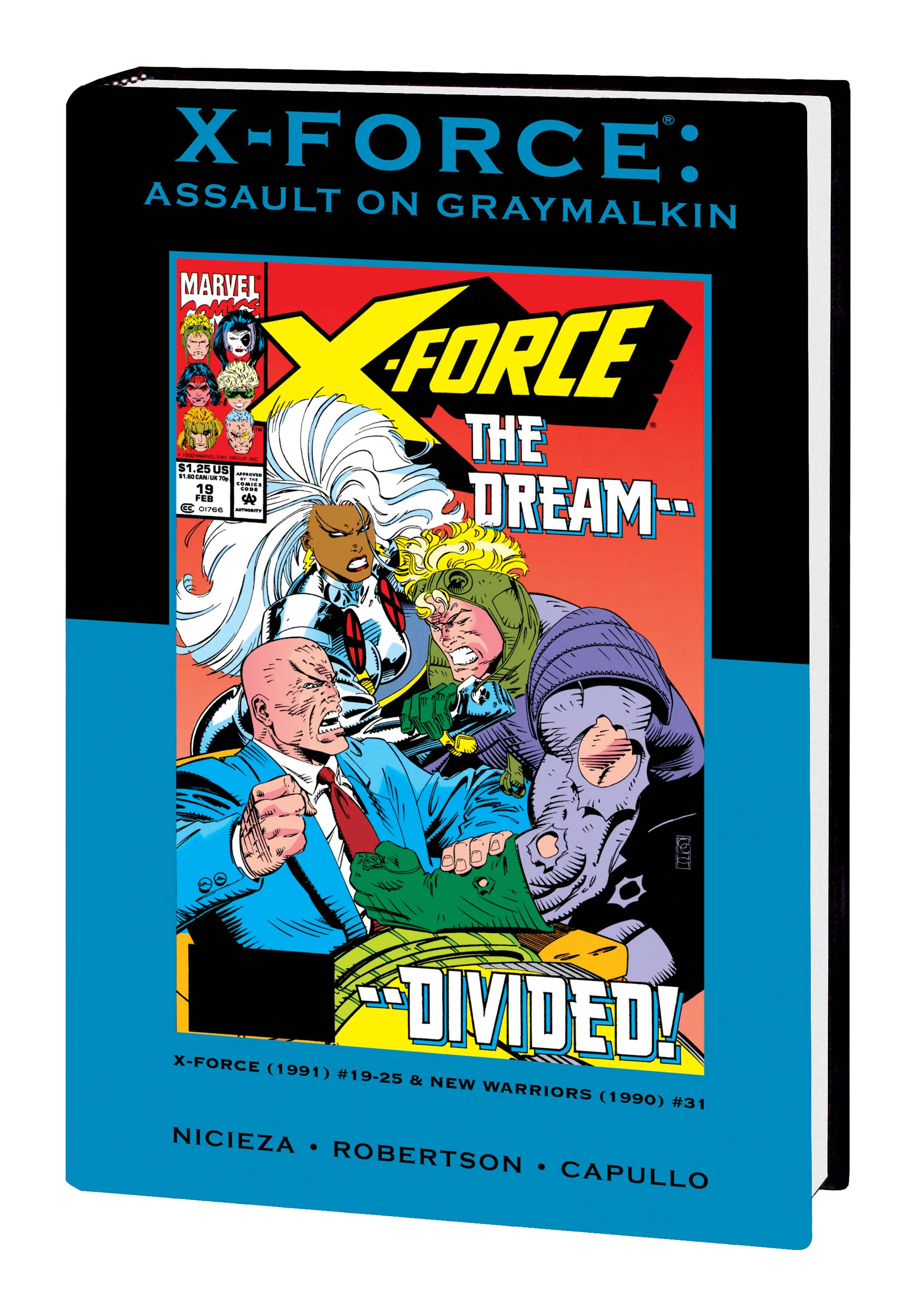 X-Force: Assault on Graymalkin (Hardcover)