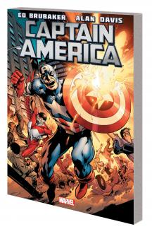 Captain America (Issues 7-12) (Trade Paperback)