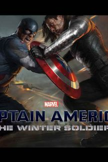 Marvel's Captain America: The Winter Soldier - The Art of the Movie (Hardcover)