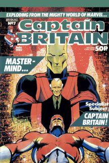 Captain Britain #7