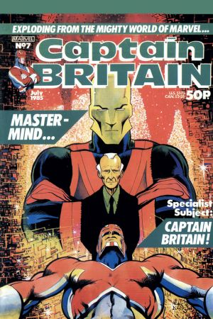 Captain Britain (1985) #7