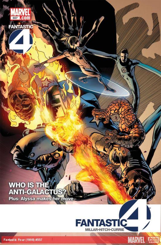 Fantastic Four (1998) #557