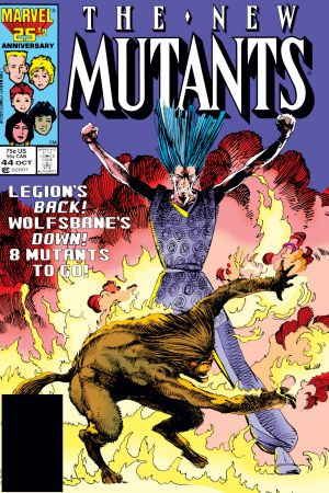 New Mutants (1983) #44