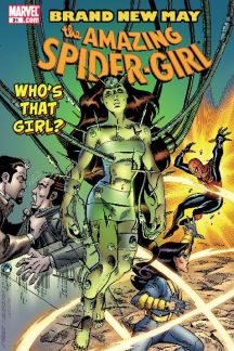Amazing Spider-Girl (2006) #21