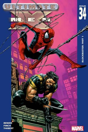 Ultimate X-Men (2001) #34