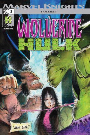 Wolverine/Hulk #3