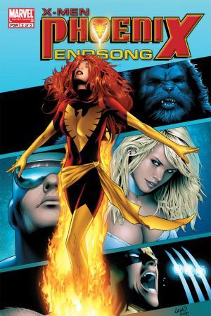 X-Men: Phoenix - Endsong #2
