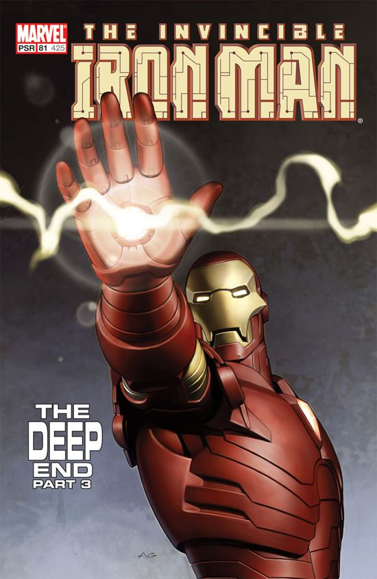 Iron Man (1998) #81