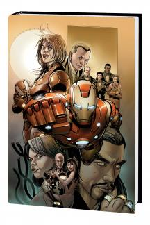 Invincible Iron Man Vol. 7 (Hardcover)