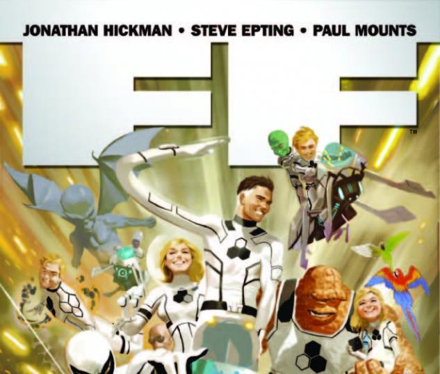 Fantastic Four #1 Acuna Variant