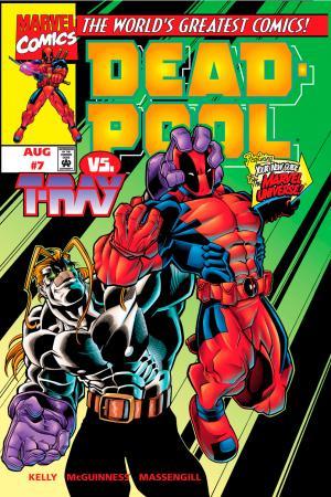 Deadpool (1997) #7