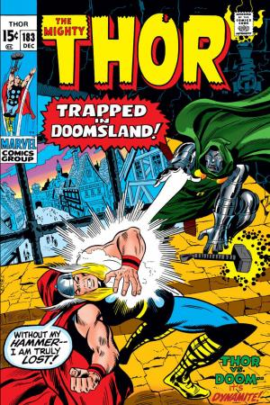 Thor (1966) #183