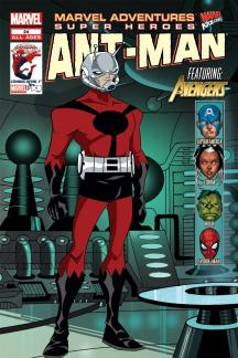 Marvel Adventures Super Heroes #24