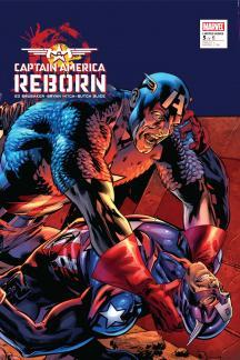 Captain America: Reborn #5