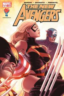 New Avengers (2004) #17