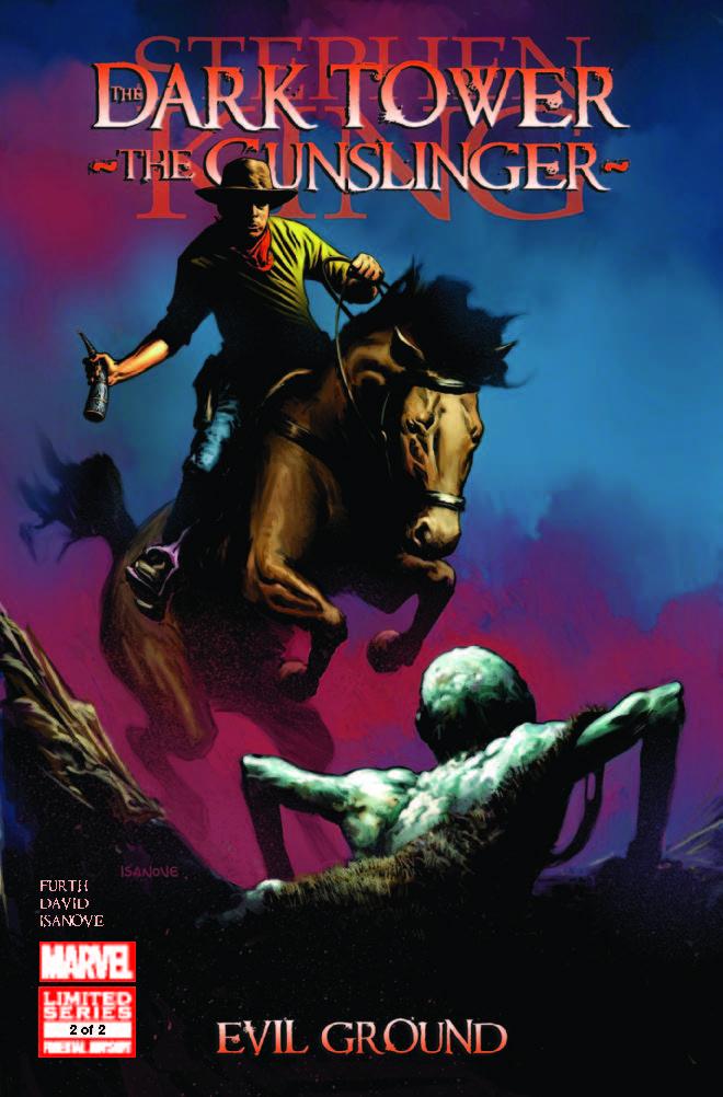 Dark Tower: The Gunslinger - Evil Ground (2013) #2