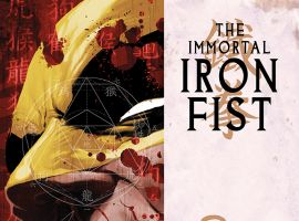 Immortal Iron Fist Annual (2007) #13