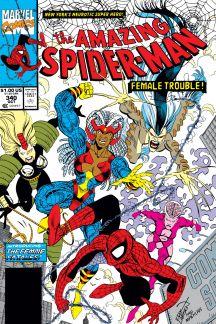 The Amazing Spider-Man #340