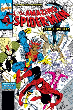 The Amazing Spider-Man #340