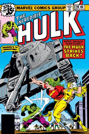 Incredible Hulk (1962) #229