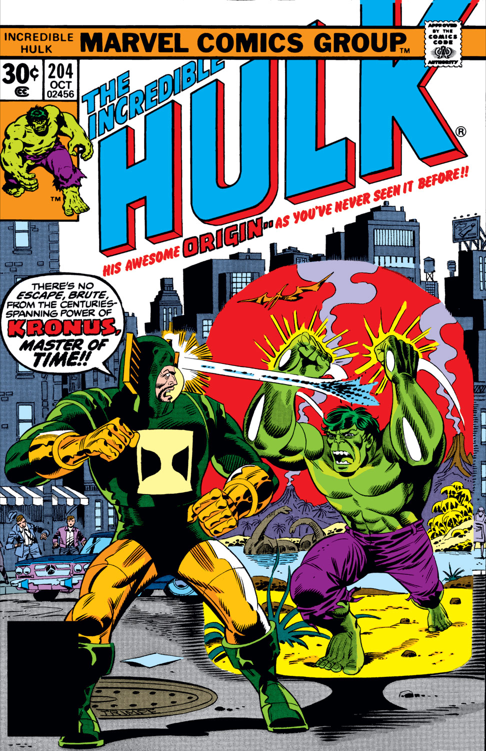 Incredible Hulk (1962) #204