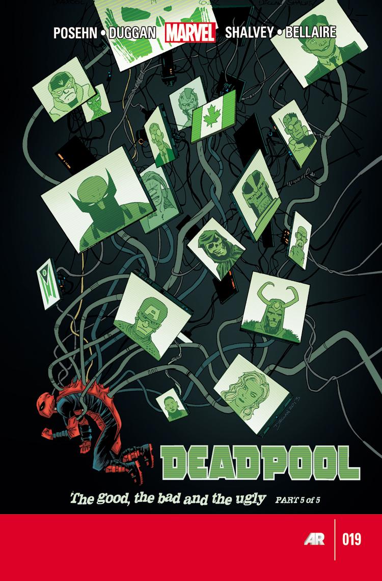 Deadpool (2012) #19
