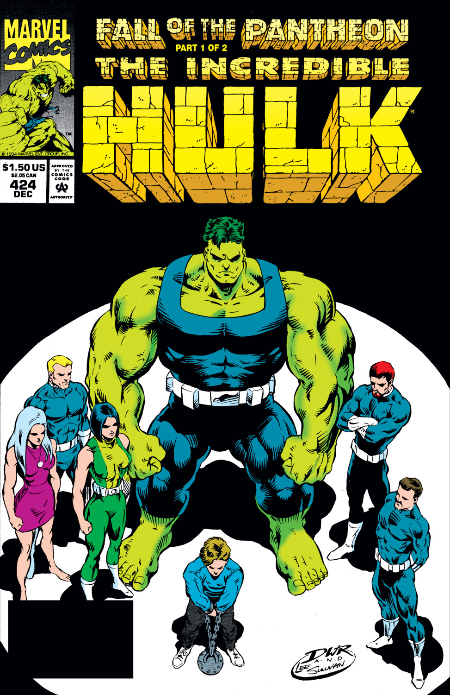 Incredible Hulk (1962) #424