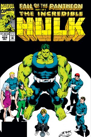Incredible Hulk #424