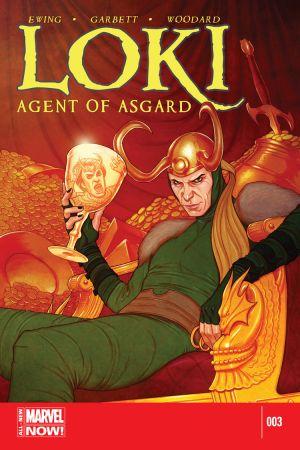 Loki: Agent of Asgard (2014) #3