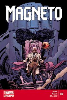 Magneto (2014) #2