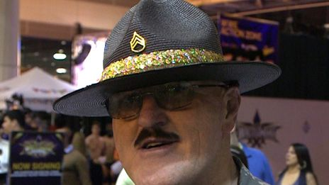 Marvel at WrestleMania XXX: Sgt. Slaughter