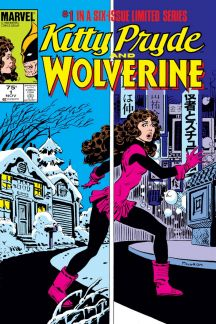 Kitty Pryde and Wolverine #1