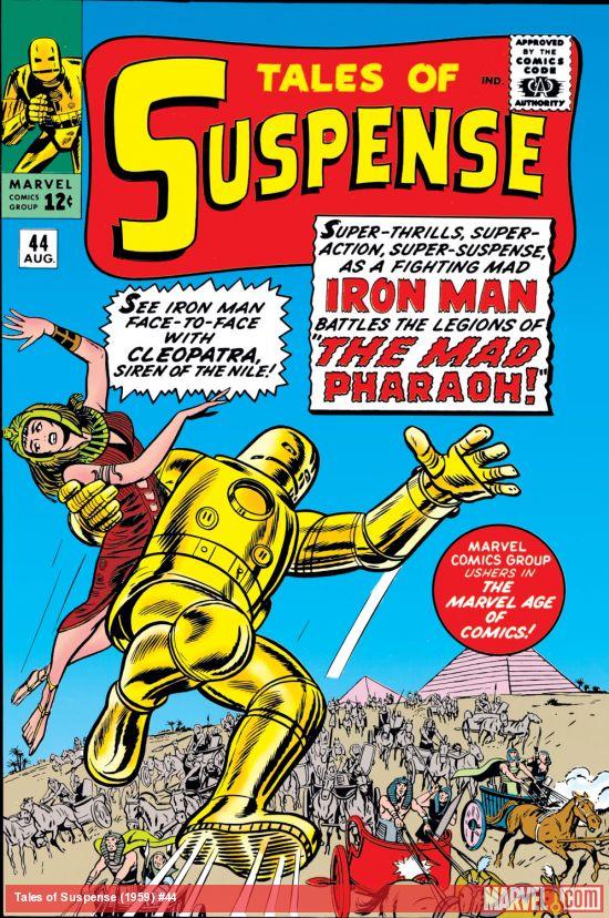 Tales of Suspense (1959) #44