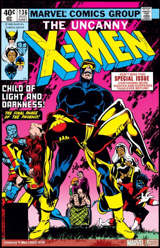 Uncanny X-Men (1963) #136