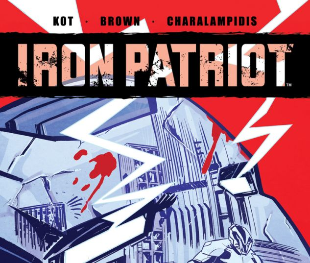 IRON PATRIOT 3 (ANMN, WITH DIGITAL CODE)