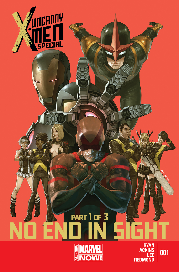 Uncanny X-Men Special (2014) #1