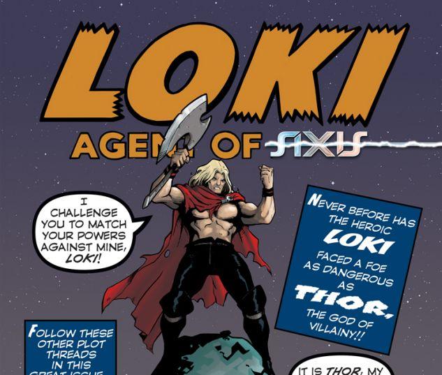 Loki: Agent of Asgard (2014) #9