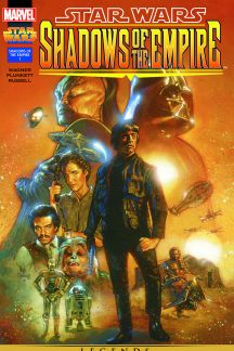 Star Wars: Shadows Of The Empire (1996) #1